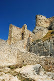 Castle of Morella Royalty Free Stock Photo