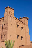 Castle in Morocco Stock Photography