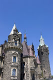 Castle in Moszna Royalty Free Stock Photo