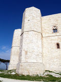 Castle of the Mount in Italy Stock Image