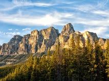 Free Castle Mountain Royalty Free Stock Photos - 47993988