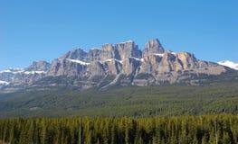 Free Castle Mountain Royalty Free Stock Image - 5414786