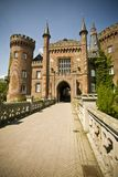Castle Moyland Royalty Free Stock Photo