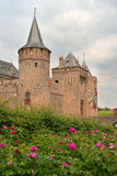 Castle Muiderslot Royalty Free Stock Photography