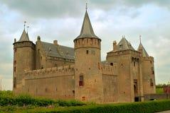 Castle Muiderslot Stock Images