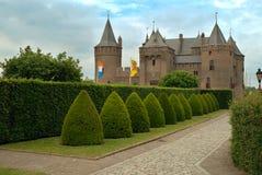 Castle Muiderslot Stock Photography