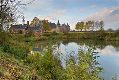 Castle Muiderslot, The Netherlands Royalty Free Stock Image