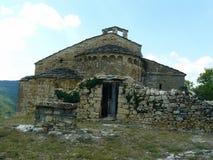 Castle of Mur, Lleida, Catalonia Royalty Free Stock Image
