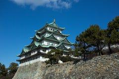 The Castle Of Nagoya Royalty Free Stock Photo