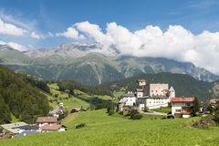 Castle Naudersberg, Austria Royalty Free Stock Photo