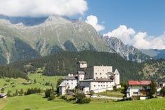 Castle Naudersberg, Austria Royalty Free Stock Photography