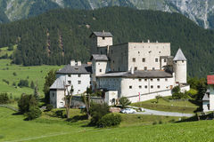 Castle Naudersberg, Austria Royalty Free Stock Photos