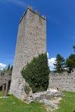 Castle near lake Como, Italy royalty free stock image