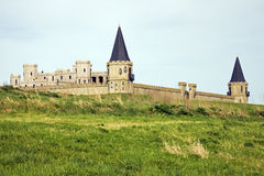 Castle near Lexington. Kentucky, USA Royalty Free Stock Image