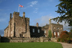 castle near ripley ripon yorkshire Στοκ εικόνες με δικαίωμα ελεύθερης χρήσης