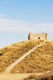 Castle near Villar de la Encina Royalty Free Stock Photo