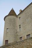 Castle of Nemours. Seine-et-marne, Ile-de-France, France Royalty Free Stock Images