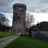 Castle in nenagh Tipperary Royalty Free Stock Photo