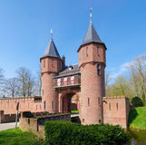 Castle in the netherlands Stock Images