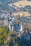 Castle Neuschwanstein Royalty Free Stock Image