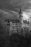 Castle Neuschwanstein Stock Photography