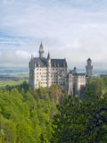 Castle Neuschwanstein Royalty Free Stock Photos