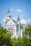 Castle Neuschwanstein Bavaria Germany Stock Images