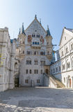 Castle Neuschwanstein Germany Bavaria Royalty Free Stock Image