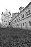 Castle of Neuschwanstein near Munich Stock Photos