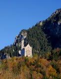 Castle of Neuschwanstein near Munich Stock Image