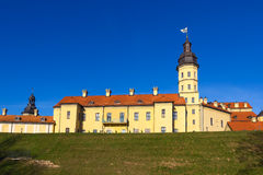 Castle in Niasvizh, Belarus. Royalty Free Stock Photography