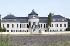 Castle Niederweiden Stock Image