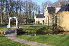 Castle Nienoord in Leek Netherlands Royalty Free Stock Images