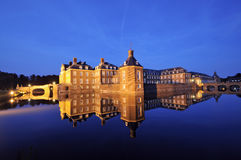 Castle Nordkirchen Stock Photo