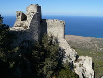 Castle - Northern Cyprus II Royalty Free Stock Photography