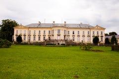 Castle Nove Hrady Stock Photo