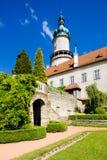 Castle of Nove Mesto nad Metuji Royalty Free Stock Photos
