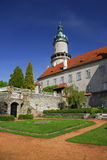 Castle Nove Mesto nad Metuji Royalty Free Stock Photo