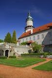 Castle Nove Mesto nad Metuji. Old castle Nove Mesto nad Metuji in the Czech Republic Royalty Free Stock Photo