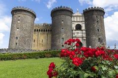 Castle Nuovo Stock Image
