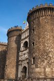 Castle Nuovo, Naples, Italy Stock Images
