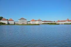 Castle Nymphenburg Στοκ Φωτογραφίες