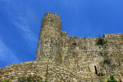 Castle of Obidos, Portugal Stock Photos