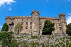 Castle Odescalchi σε Bracciano Στοκ φωτογραφία με δικαίωμα ελεύθερης χρήσης