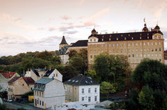 Castle Of Altenburg Royalty Free Stock Images
