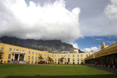 Castle Of Good Hope Royalty Free Stock Photo