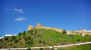 Castle Of Mertola, Portugal. Stock Images