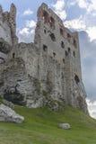 Castle in Ogrodzieniec Stock Photography