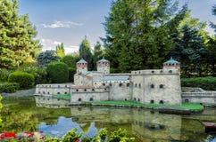 Castle of Olavinlinna Stock Photos