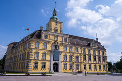 Castle in oldenburg Royalty Free Stock Images